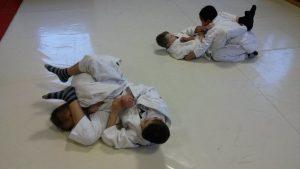 WU-SAO Jugend Brasil Jiu Jitsu