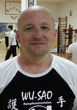 Wing Tzun Trainer Rafael
